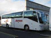 Hire Mini Bus and Coach for Tours in Dublin from Mortons Coaches Ltd.