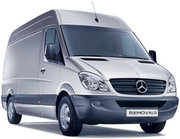 MAN AND A VAN FOR HIRE RATES START FROM 20 EURO